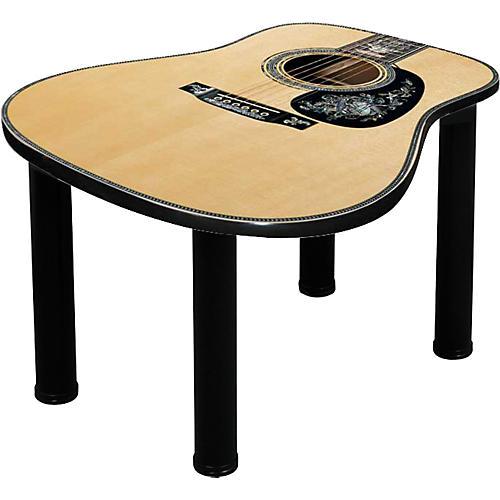 Martin Guitar D100 End Table-thumbnail