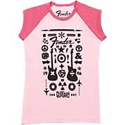 Fender Guitar Formula Youth T-Shirt