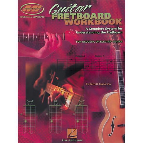 Musicians Institute Guitar Fretboard Workbook Book-thumbnail