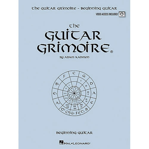 Hal Leonard Guitar Grimoire - Beginning Guitar Book/2-DVD Pack