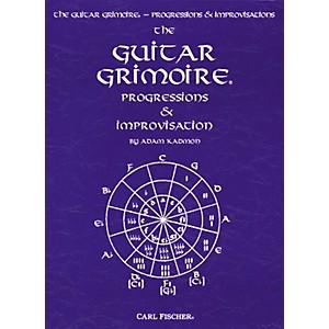 Carl Fischer Guitar Grimoire - Progressions and Improvisations Book by Carl Fischer