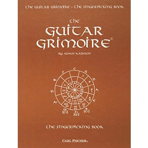 Carl Fischer Guitar Grimoire - The Fingerpicking Book by Carl Fischer