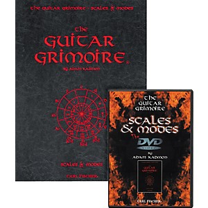 Carl Fischer Guitar Grimoire Vol. 1 Pack Book/DVD