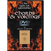 Carl Fischer Guitar Grimoire Vol. 2 Chords and Voicings DVD