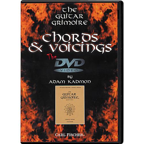 Carl Fischer Guitar Grimoire Vol. 2 Chords and Voicings DVD-thumbnail