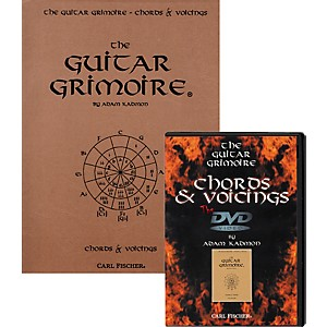 Carl Fischer Guitar Grimoire Vol. 2 Pack Book/DVD