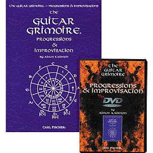 Carl Fischer Guitar Grimoire Vol. 3 Pack Book/DVD by Carl Fischer