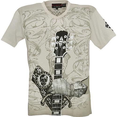 Rock House Los Angeles Guitar Guardian Short-Sleeved T-Shirt