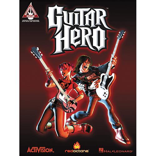 Hal Leonard Guitar Hero Tab Songbook