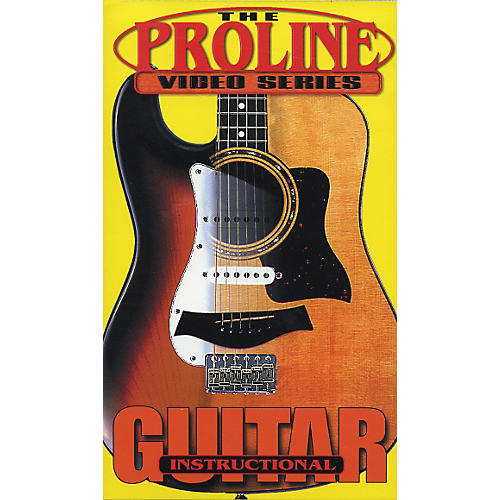 Proline Guitar Instructional Video Package