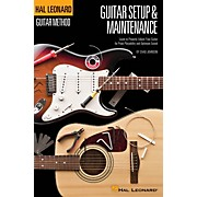 Hal Leonard Guitar Method - Guitar Setup & Maintenance in Full Color
