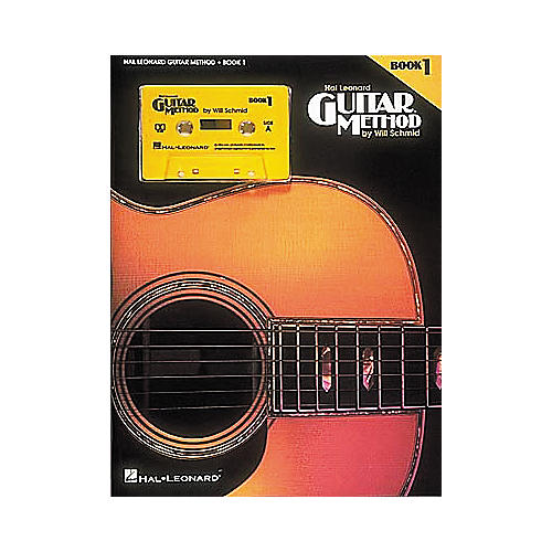 Hal Leonard Guitar Method 1 Book-thumbnail