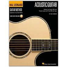 Hal Leonard Guitar Method Acoustic Guitar (Book/Online Audio)