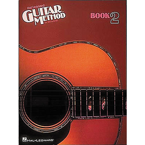 Hal Leonard Guitar Method Book 2-thumbnail