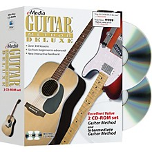 Emedia Guitar Method Deluxe 2 CD-ROM Set