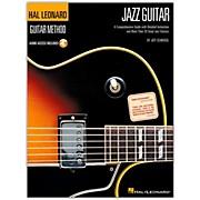 Hal Leonard Guitar Method-Jazz Guitar Book/CD