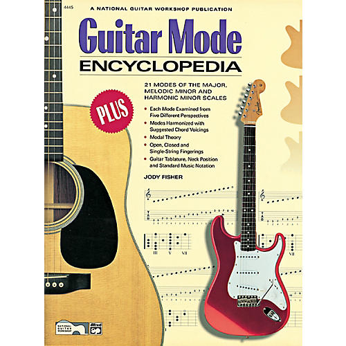Alfred Guitar Mode Encyclopedia Book