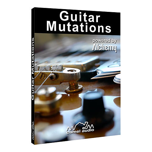 Camel Audio Guitar Mutations - Alchemy Sound Library Software Download