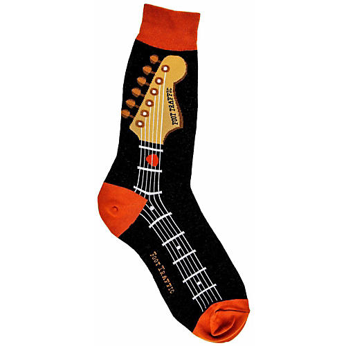 Foot Traffic Guitar Neck Socks