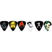 Perri's Guitar Picks - 12 Pack of Elvis