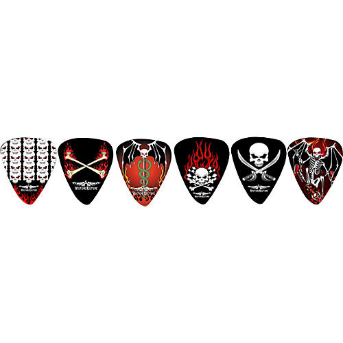Perri's Guitar Picks - 12 Pack of Vulture Culture Vulture Kulture