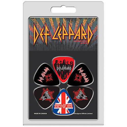 Perri's Guitar Picks - 6-Pack-thumbnail