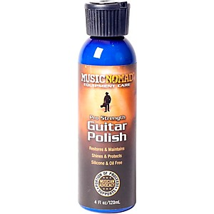 Music Nomad Guitar Polish - Pro Strength Formula by Music Nomad