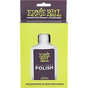 Ernie Ball Guitar Polish and Cloth