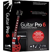 Guitar Pro 6.0 Deluxe Soundbank CD-ROM