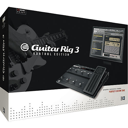 Native Instruments Guitar Rig 3 Kontrol Edition