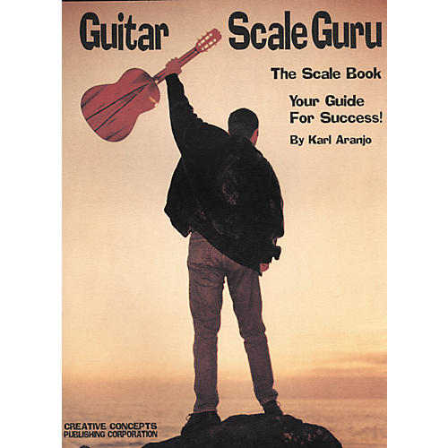 Creative Concepts Guitar Scale Guru Book-thumbnail