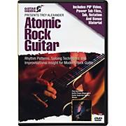 Music Sales Guitar Sherpa Presents Trey Alexander: Atomic Rock Guitar (DVD)
