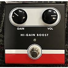 Jet City Amplification Guitar Slinger Effects Hi Gain Boost Effect Pedal