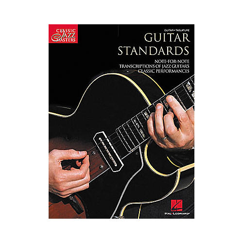 Hal Leonard Guitar Standards Guitar Collection Book