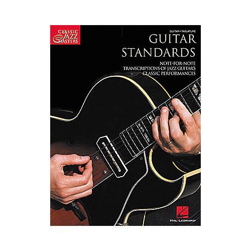 Hal Leonard Guitar Standards Guitar Collection Book-thumbnail