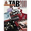 Hal Leonard Guitar Tab 2000 thumbnail