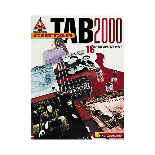 Hal Leonard Guitar Tab 2000