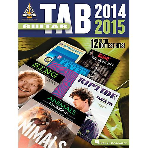 Hal Leonard Guitar Tab 2014-2015-thumbnail