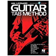 Hal Leonard Guitar Tab Method Book 1 Book/CD
