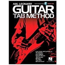 Hal Leonard Guitar Tab Method Book 1 (Book/Online Audio)