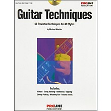 Proline Guitar Techniques (Book/CD)