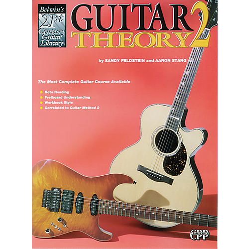 Alfred Guitar Theory Book 2-thumbnail