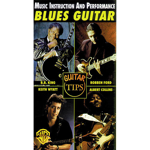 Alfred Guitar Tips Blues Video
