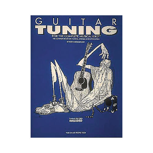 Hal Leonard Guitar Tuning for The Complete Musical Idiot-thumbnail