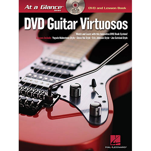Hal Leonard Guitar Virtuosos - At A Glance Series (Book/DVD)