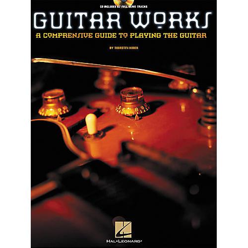 Hal Leonard Guitar Works (Book/CD)