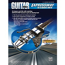 Alfred Guitar World: Expressway to Classic Rock Book & 2 CDs