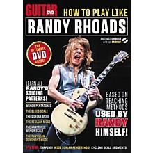 Alfred Guitar World How To Play Like Randy Rhoads DVD