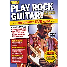 Alfred Guitar World Play Rock Guitar DVD
