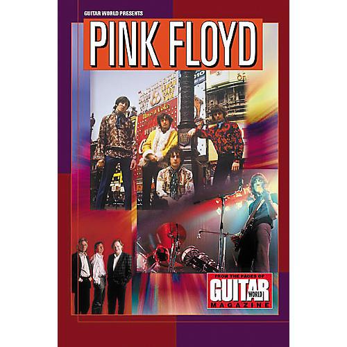Hal Leonard Guitar World Presents Pink Floyd Book